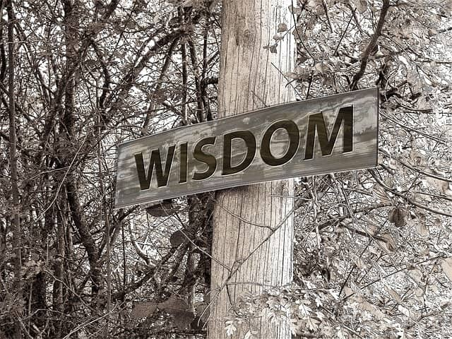 PRAYER FOR GIFT OF WISDOM