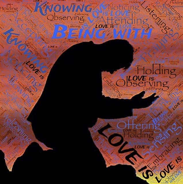 PRAYER OF HUMILITY