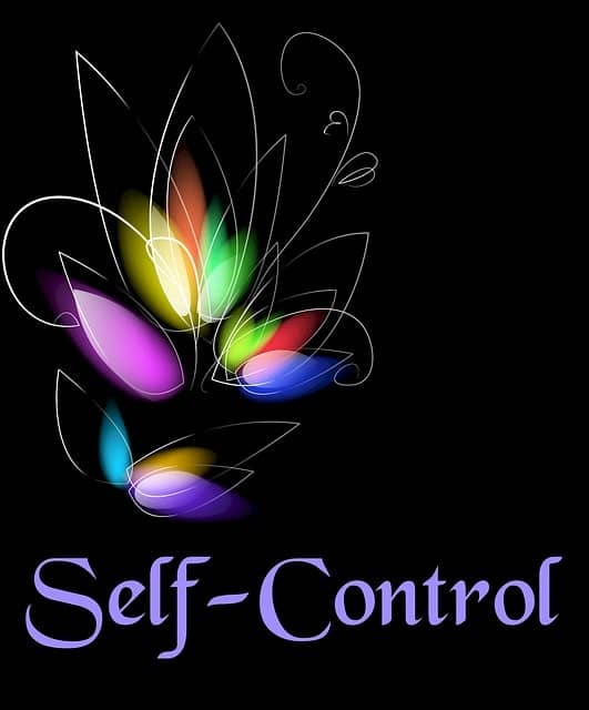 PRAYER OF SELF-CONTROL